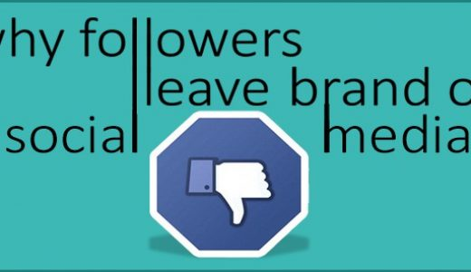 Why Followers Leave Brand On Social Media?
