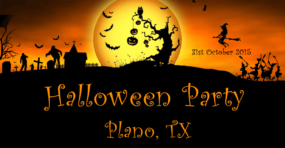 Thomson Data Throwing Halloween Party in Plano, Texas