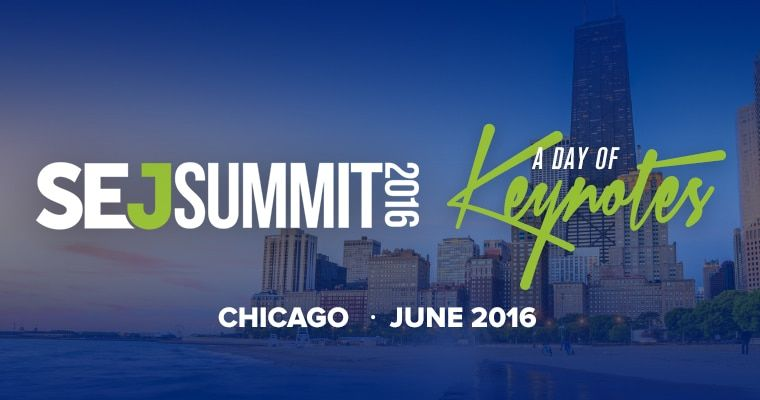 SEJ Summit Chicago 2016