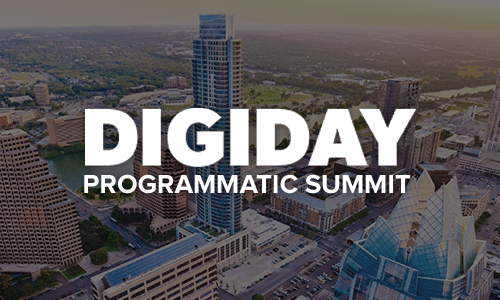 Digiday Programmatic Summit