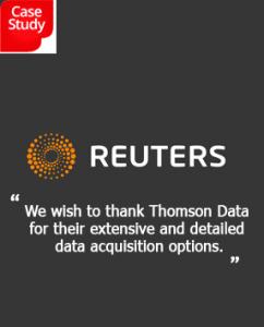 Reuters Case Study