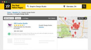 Yellow Page Local Listing site