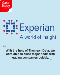 Experian Case Study