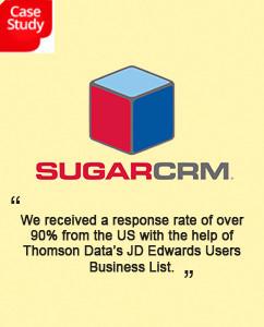 Sugar CRM Case Study