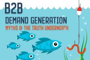 B2B Demand Generation Myths [Infographic]