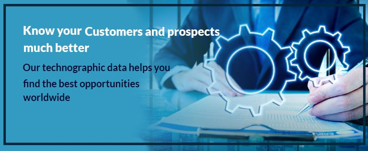 Thomson Data Launches Customer Base – A Perfect Technographic Data Solution