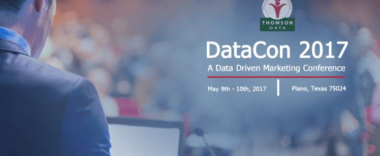 Thomson Data Announces DataCon 2017