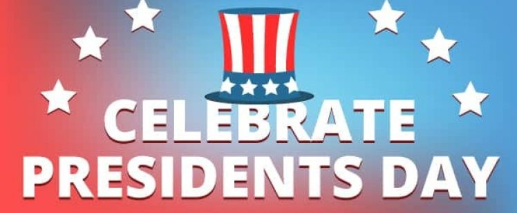 Thomson Data Celebrating Presidents Day 2016
