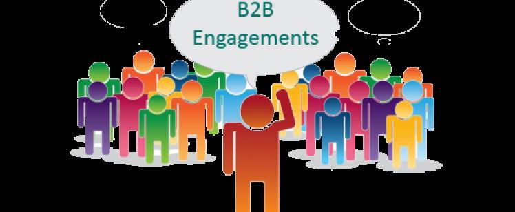 Online B2B Engagements