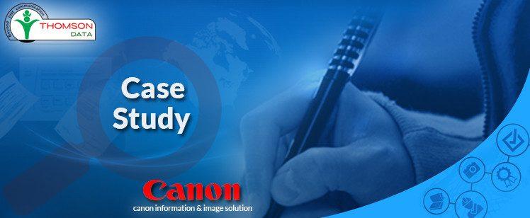 Canon [Case Study]