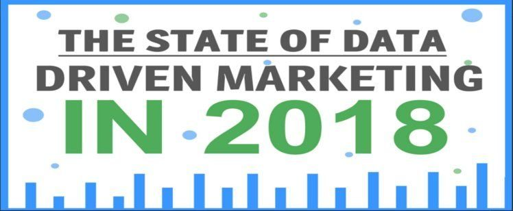 The State of Data-driven Marketing in 2018 [Infographic]