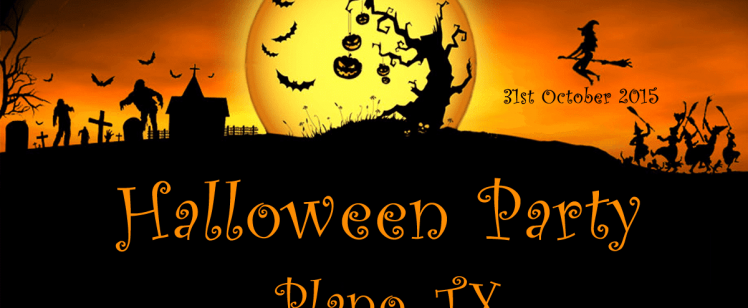 Halloween Party in Plano, Texas
