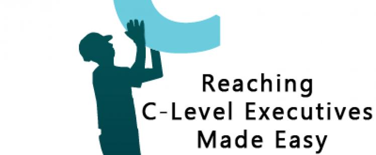 Reaching C-level Executives