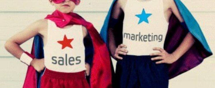 Five Areas where Marketing and Sales Must Work in Unison