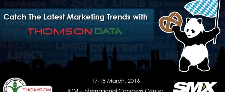 Meet Us at Search Marketing Expo in Munich 2016