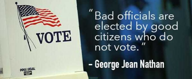 US Presidential Elections Day 2016 – Don't Forget To Vote